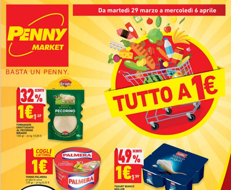 Il nuovo volantino penny market offerte e sconti for Iper super conveniente