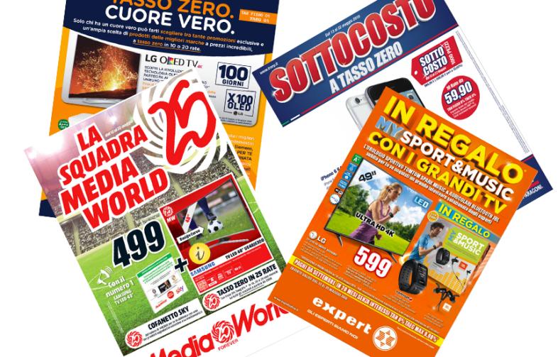 Elettronica Le Migliori Offerte Volantino Mediaworld Unieuro